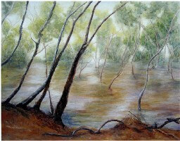 joy-lukunic-waters-edge-hardys-bay-oilswax-85x110cm-200